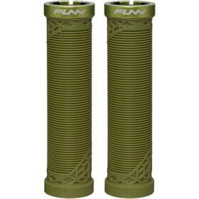 FUNN Hilt Grips, green/olive